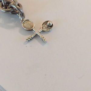 Tiffany & Co. Jewelry - Tiffany & Co 8 inch Toggle Clasp Charm Bracelet